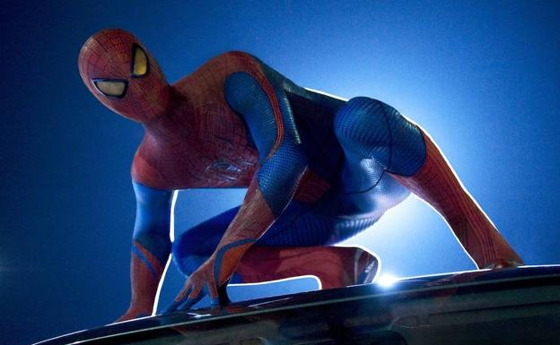 Fotograma de 'The Amazing Spiderman'. /