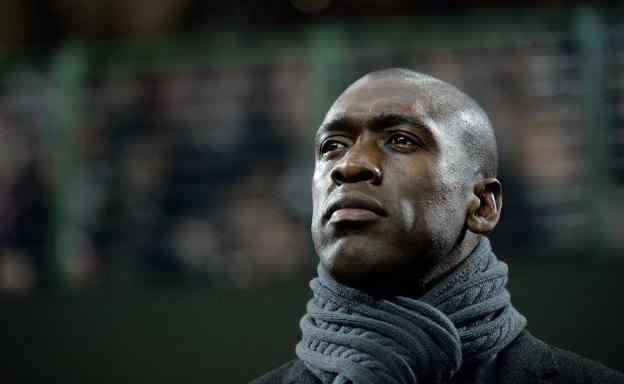 Clarence Seedorf./Afp
