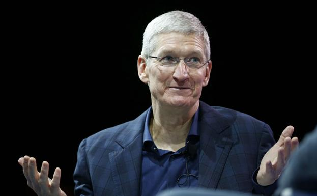 Tim Cook./Reuters