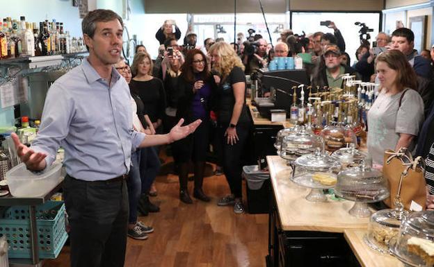 Anuncia Beto O'Rourke que buscará candidatura presidencial en EU
