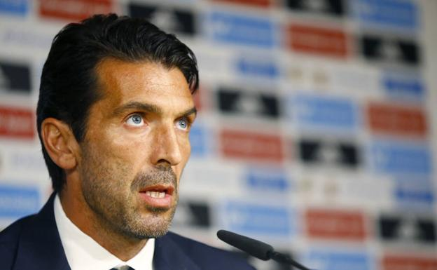 Gianluigi Buffon./Efe