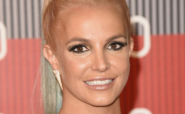 La cantante Britney Spears. /Afp