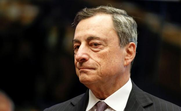 Mario Draghi./Julien Warnand (EFE)