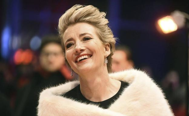 Emma Thompson, condecorada