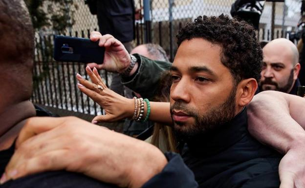 Jussie Smollett, despedido de 'Empire'