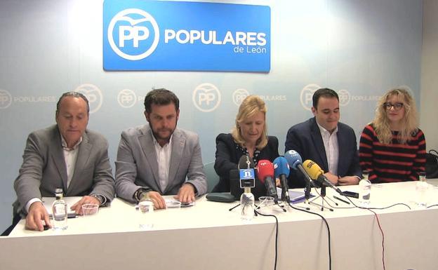 El PP de León plantea «dejar de focalizar esfuerzos en