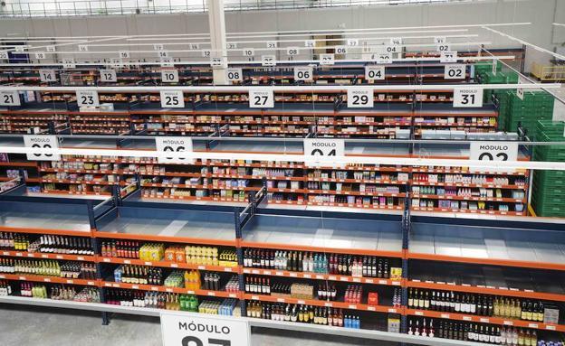 4c93310ea6e Mercadona abre en Barcelona una nueva 'colmena' para la venta online ...
