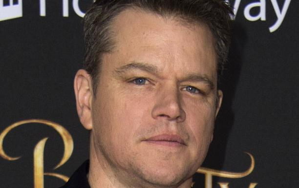 El actor Matt Damon./Valerie Macon-AFP