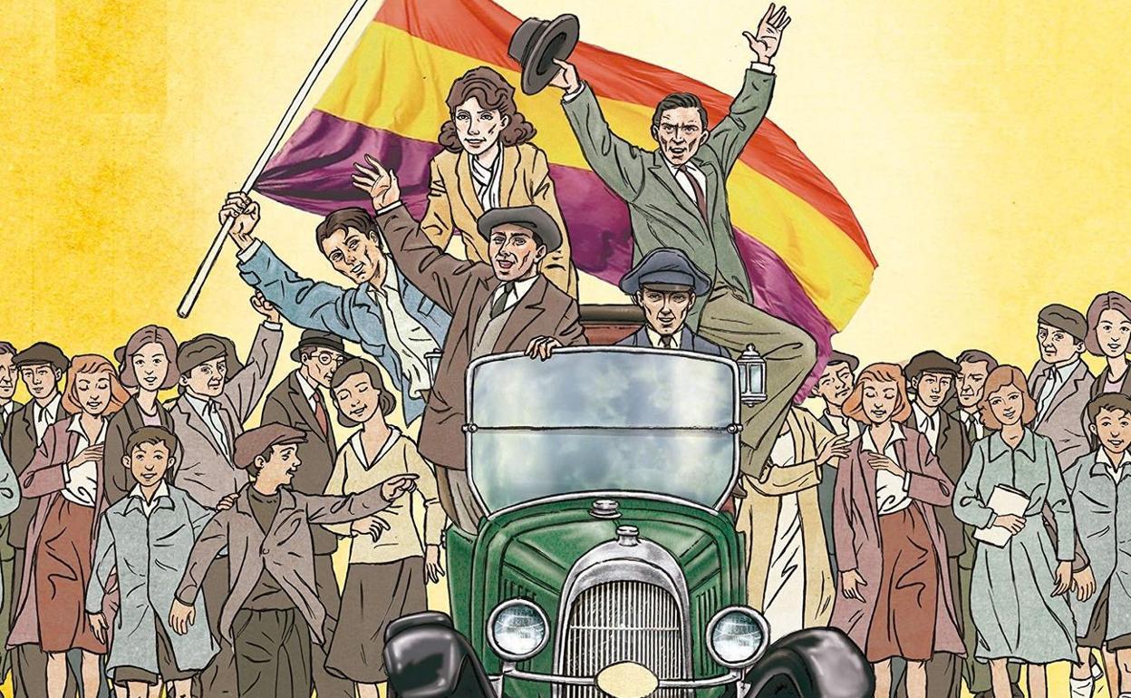 Qué fue la Segunda República? Nuestra historia explicada a los jóvenes'    Leonoticias