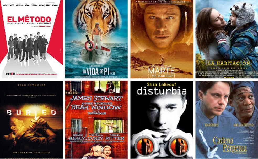 Once confinamientos de película | Leonoticias