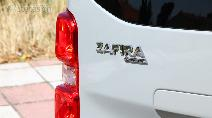 Ficha técnica del Opel Zafira Life L