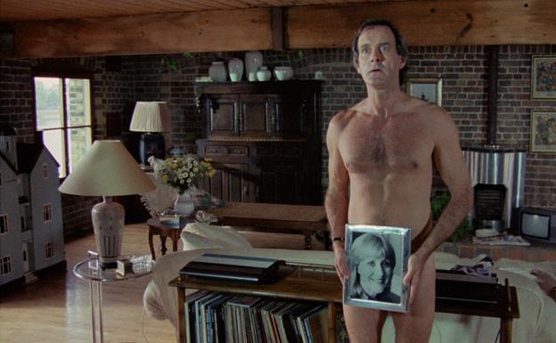 John Cleese en 'Un pez llamado Wanda'.