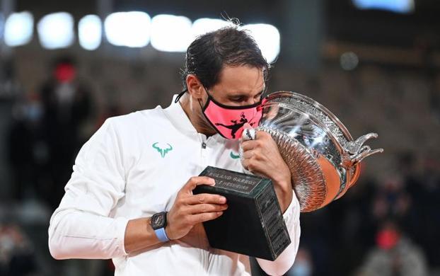 A la altura de Federer
