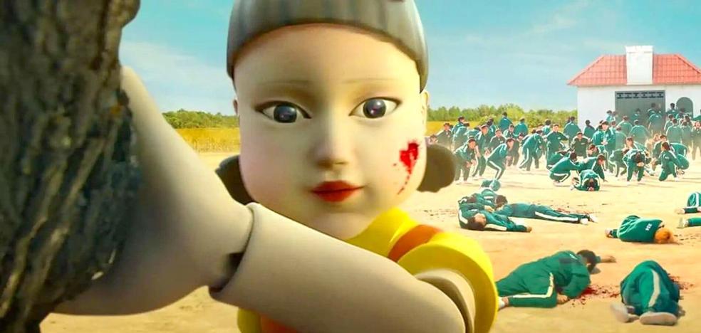 La serie televisiva 'El juego del calamar' pone en alerta a los centros educativos leoneses